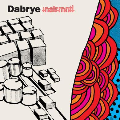 Dabrye INSTRMNTL Vinyl Record