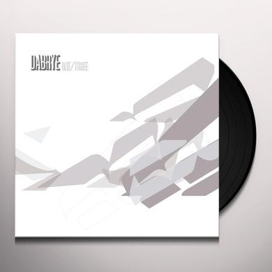 Dabrye ONE /THREE Vinyl Record