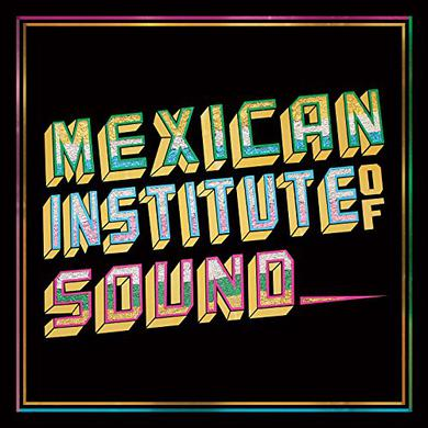 Mexican Institute Of Sound DISCO POPULAR Vinyl Record