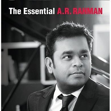 Ar Rahman ESSENTIAL A.R. RAHMAN Vinyl Record