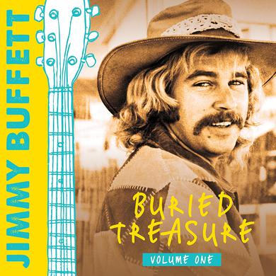 Jimmy Buffett BURIED TREASURE: VOLUME 1 Vinyl Record