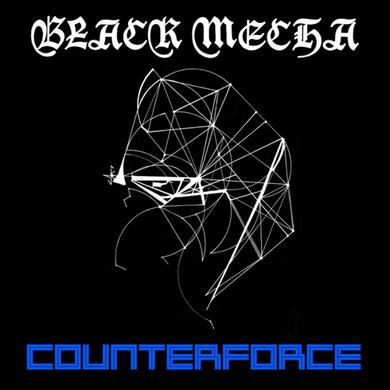 Black Mecha COUNTERFORCE Vinyl Record