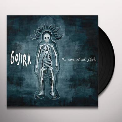 Gojira WAY OF ALL FLESH Vinyl Record
