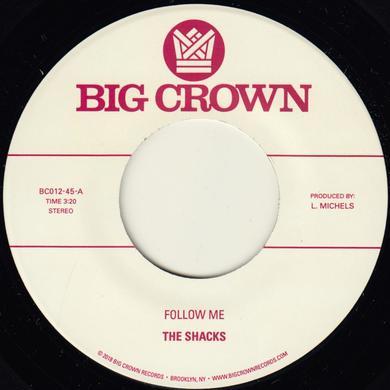 SHACKS FOLLOW ME / TEXAS Vinyl Record
