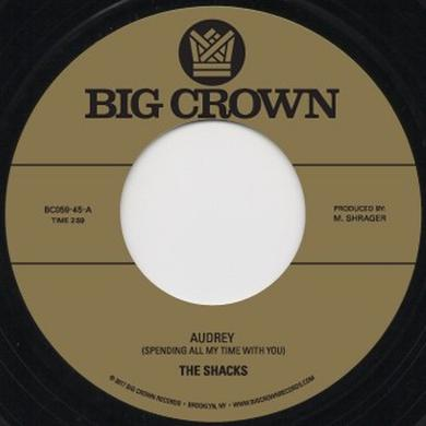 SHACKS AUDREY / FLY FISHING Vinyl Record