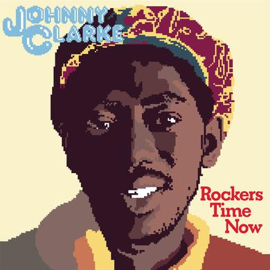 Johnny Clarke ROCKERS TIME NOW Vinyl Record