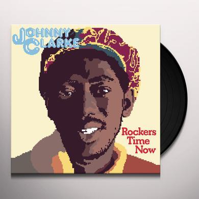 Johnny Clarke ROCKERS TIME NOW Vinyl Record