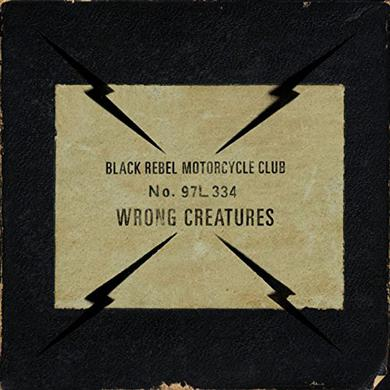 Black Rebel Motorcycle Club WRONG CREATURES Vinyl Record