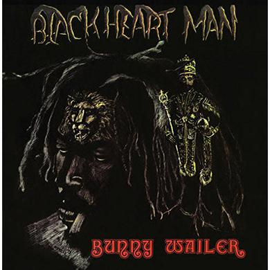 Bunny Wailer BLACKHEART MAN Vinyl Record