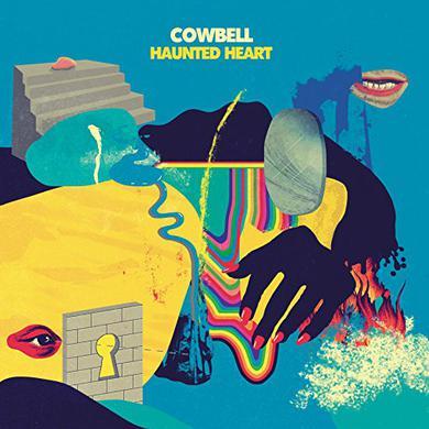 Cowbell HAUNTED HEART Vinyl Record