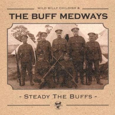 Buff Medways STEADY THE BUFFS Vinyl Record