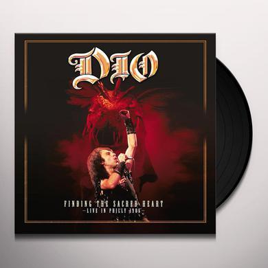 Dio SACRED HEART Vinyl Record