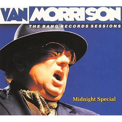 Van Morrison MIDNIGHT SPECIAL: BANG RECORDS SESSIONS Vinyl Record