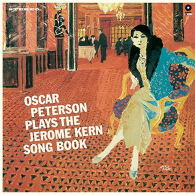 Oscar Peterson PLAYS THE JEROME KERN SONGBOOK Vinyl Record