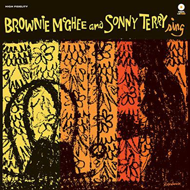 Sonny Terry / Brownie Mcghee SING Vinyl Record