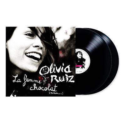 Olivia Ruiz LA FEMME CHOCOLAT Vinyl Record