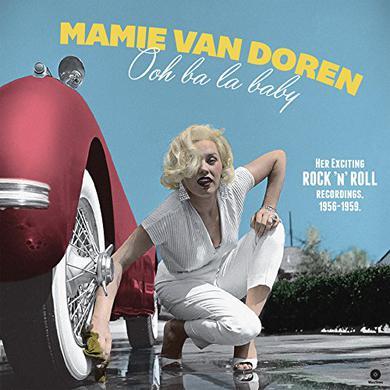 Mamie Van Doren OOH BA LA BABY: HER EXCITING ROCK N ROLL RECORDING Vinyl Record