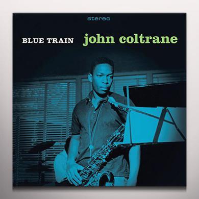 John Coltrane BLUE TRAIN (BONUS TRACK) Vinyl Record - Colored Vinyl, Limited Edition, 180 Gram Pressing, Red Vinyl