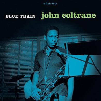 John Coltrane BLUE TRAIN (BONUS TRACK) Vinyl Record - Colored Vinyl, Limited Edition, 180 Gram Pressing, Red Vinyl