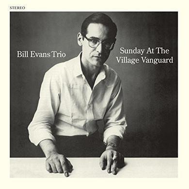 Bill Evans Trio SUNDAY AT THE VILLAGE VANGUARD Vinyl Record - Colored Vinyl, Green Vinyl, Limited Edition
