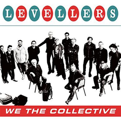Levellers WE THE COLLECTIVE Vinyl Record