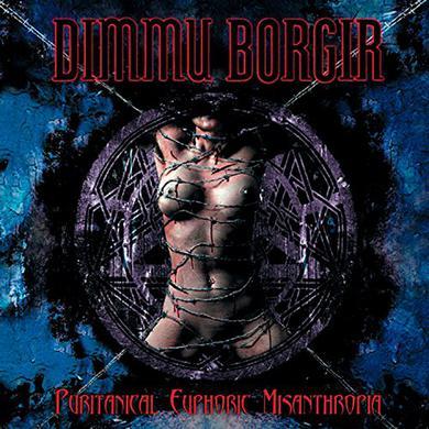Dimmu Borgir PURITANICAL EUPHORIC MISANTHROPIA Vinyl Record