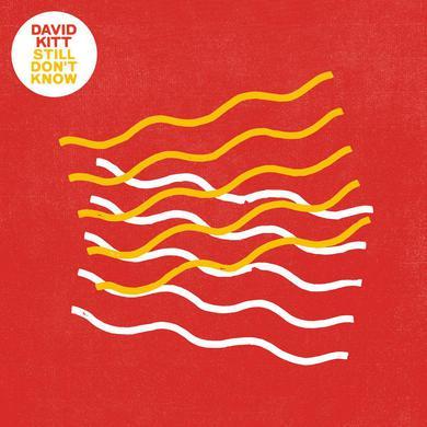 David Kitt STILL DON'T KNOW Vinyl Record