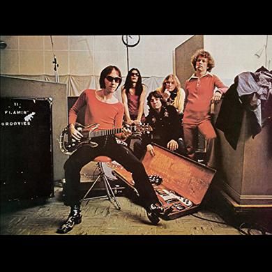 Flamin Groovies TEENAGE HEAD Vinyl Record