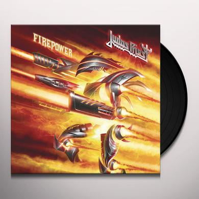 Judas Priest FIREPOWER Vinyl Record