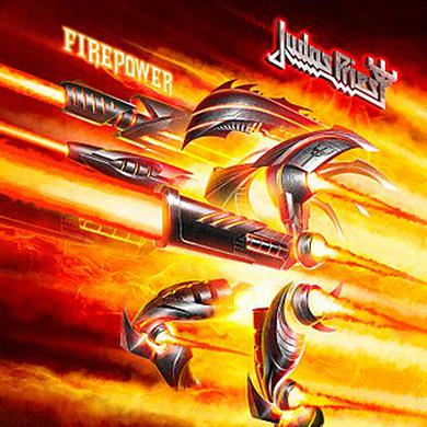 Judas Priest FIREPOWER Vinyl Record