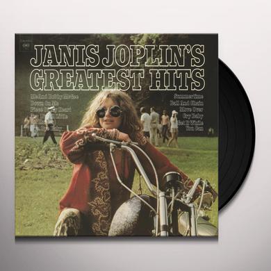 JANIS JOPLIN'S GREATEST HITS Vinyl Record