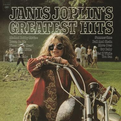 JANIS JOPLIN'S GREATEST HITS Vinyl Record