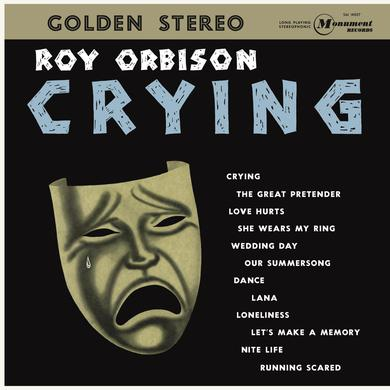 Roy Orbison CRYING Vinyl Record