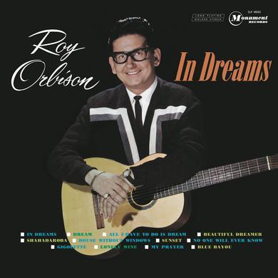 Roy Orbison IN DREAMS Vinyl Record