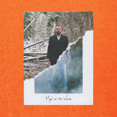 Justin Timberlake MAN OF THE WOODS Vinyl Record