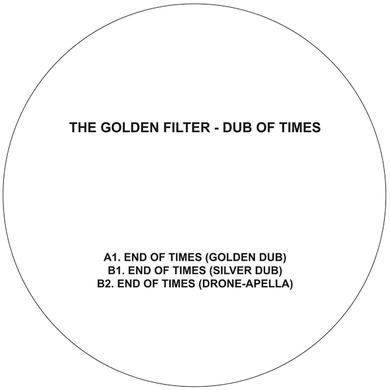 GOLDEN FILTER DUB OF TIMES Vinyl Record