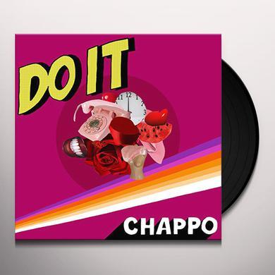 Chappo DO IT Vinyl Record