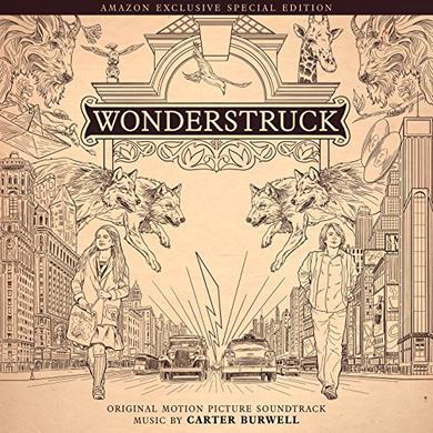 Carter Burwell WONDERSTRUCK (ORIGINAL SOUNDTRACK) Vinyl Record