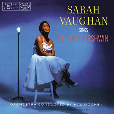 Sarah Vaughan SINGS GEORGE GERSHWIN Vinyl Record
