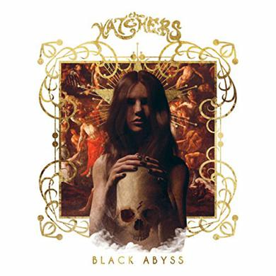 Watchers BLACK ABYSS Vinyl Record