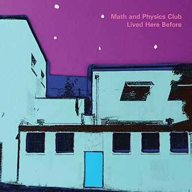 Math & Physics Club LIVED HERE BEFORE Vinyl Record