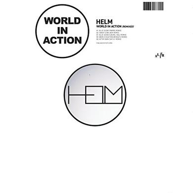 Helm WORLD IN ACTION REMIXED Vinyl Record