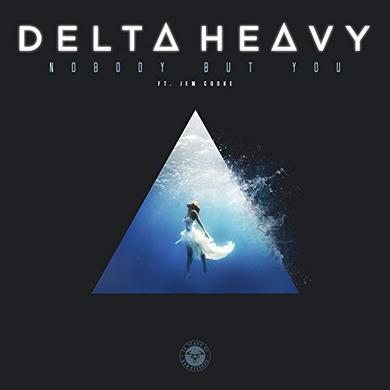 Delta Heavy NOBODY BUT YOU (FT. JEM COOKE) Vinyl Record