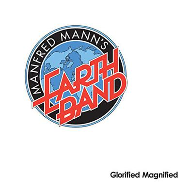 Manfred Mann'S Earth Band GLORIFIED MAGNIFIED Vinyl Record
