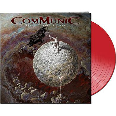 Communic WHERE ECHOES GATHER Vinyl Record