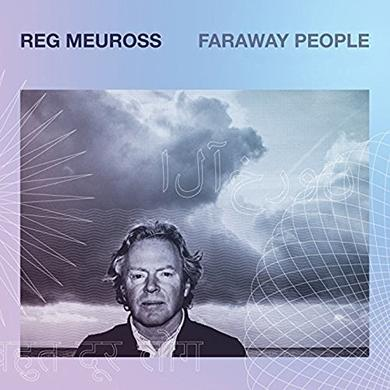 Reg Meuross FARAWAY PEOPLE Vinyl Record