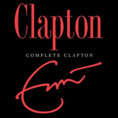 Eric Clapton COMPLETE CLAPTON Vinyl Record