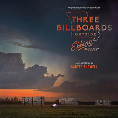Carter Burwell THREE BILLBOARDS OUTSIDE EBBING MISSOURI / O.S.T. Vinyl Record