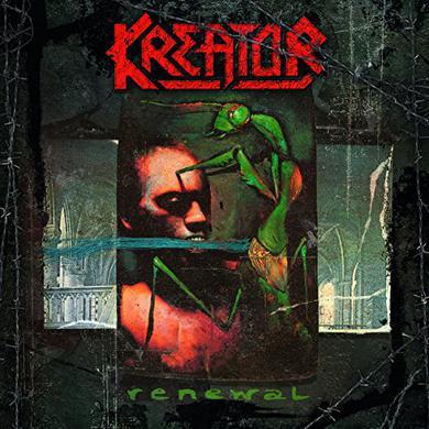 Kreator RENEWAL Vinyl Record