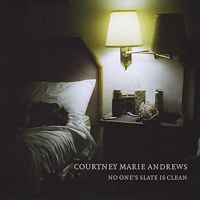 Courtney Marie Andrews NO ONE'S SLATE IS CLEAN Vinyl Record
